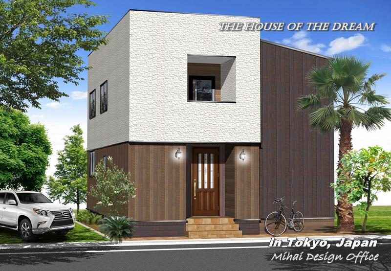 安い建築パース/安い外観パース
