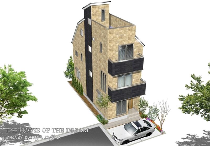 建築パース・外観パース