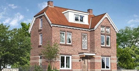 西欧の家建築パース